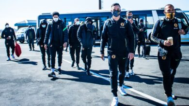 Kaizer Chiefs Safely Arrive in Morocco Ahead of CAF Champions League Final!
