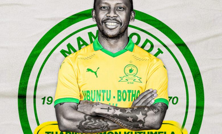 Mamelodi Sundowns Sign Thabiso Kutumela from Maritzburg United!