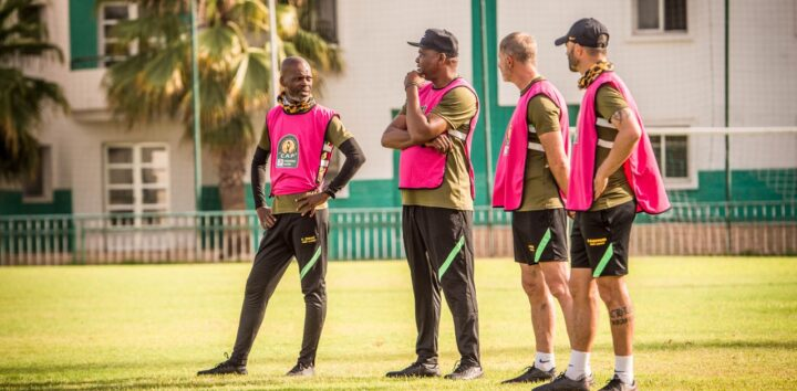 Stuart Baxter Wants Players to Receive Credit for CAF Champions League Run!