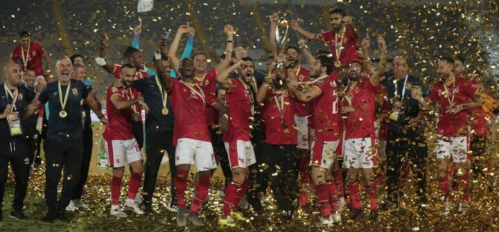 Check Out Al Ahly's CAF Champions League Triumph in Pictures!