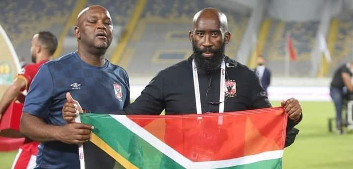 Pitso Mosimane Believes Al Ahly Still Has Some Improving to Do!