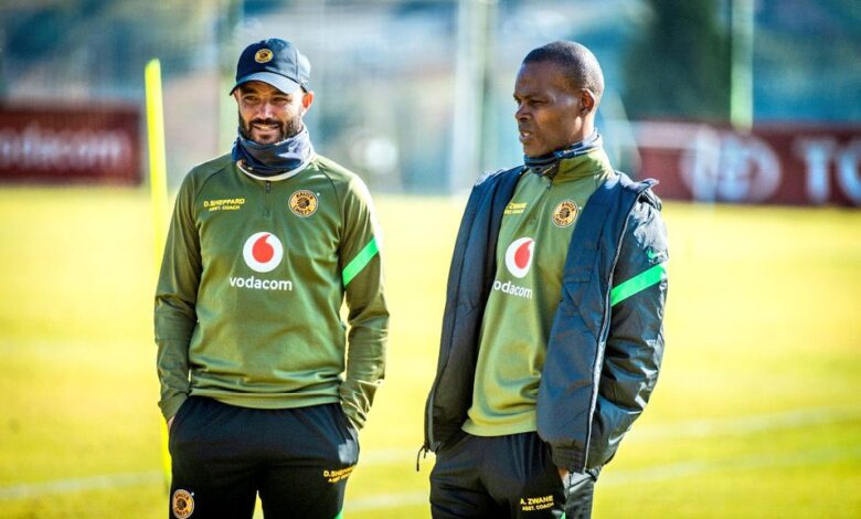 Pitso Mosimane Wanted Arthur Zwane to Take Charge of CAF Champions League Final!