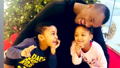 Tsepo Masilela Wishes His Twins A Happy 6th Birthday!