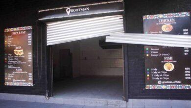Fans Help Lucky Lekgwathi Restore His Grootman Restaurant After It Was Vandalised!