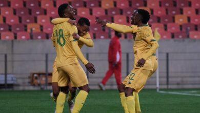 Bafana Bafana Win First COSAFA Cup Group Game!