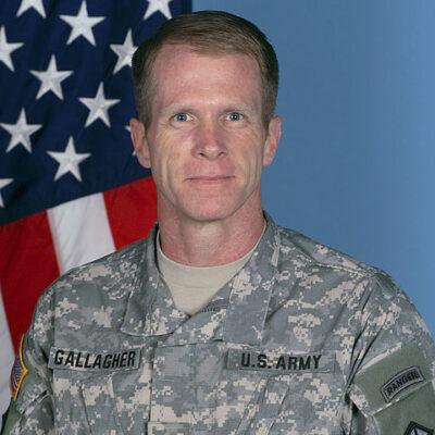Colonel William J. Gallagher