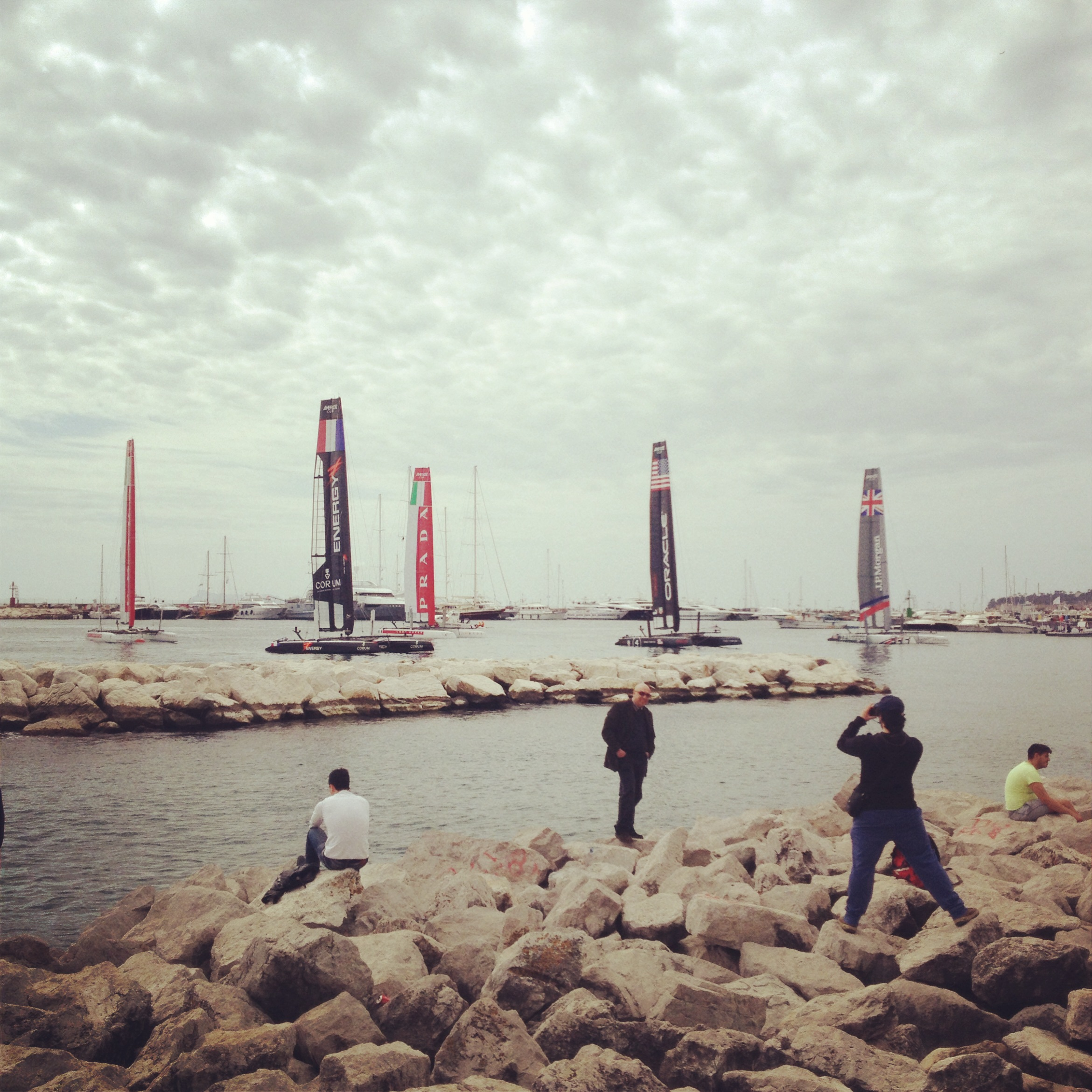 America's Cup World Series in Naples