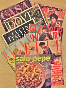 For the Love of (Italian) Magazines