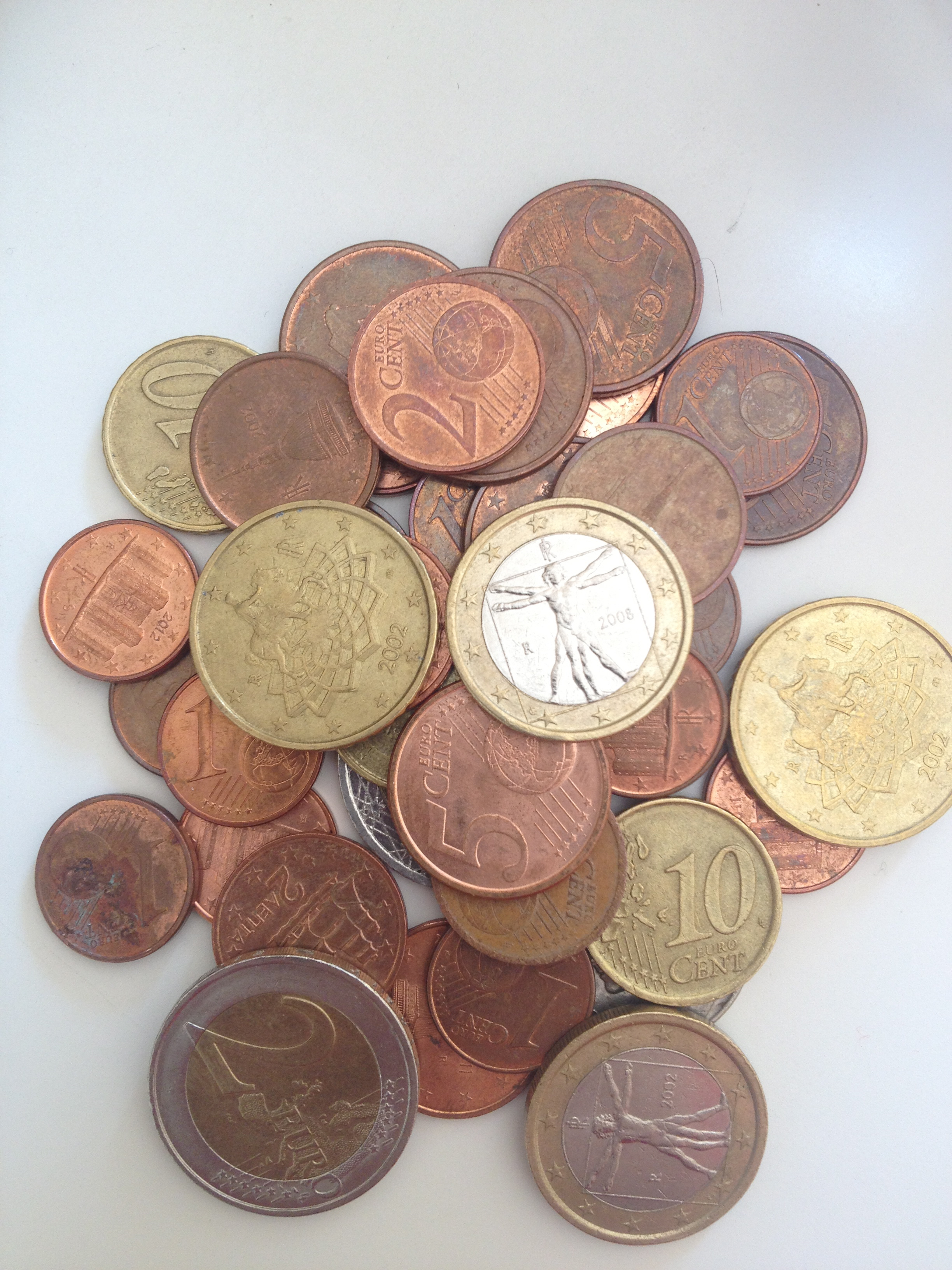 The Obsession with Exact Change