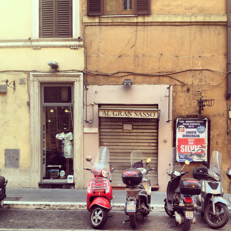 Ferragosto and The Italians