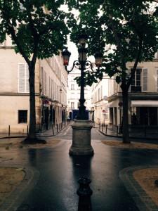 Paris Reflection: The Madeleine