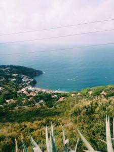 Running in Elba