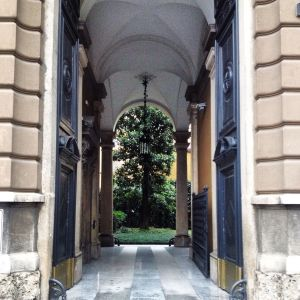 Courtyards of Milan 8 - Romesick and Loving It
