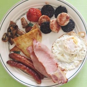 For the love of Irish Breakfast