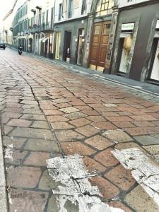 Pavé: Milan's Cobblestone Equivalent
