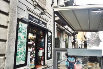 Cantine Isola Chinatown Milan best wine bars