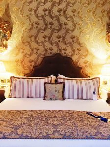 Gritti Palace Hotel Bed Gritti Epicurean School Venice