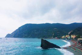 Weekend in Monterosso Cinque Terre Focaccia 2