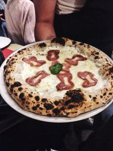 Pizzeria da Zero Milano soppressata
