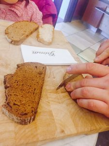 Food Tours Vienna Bread tasting at Grimm's