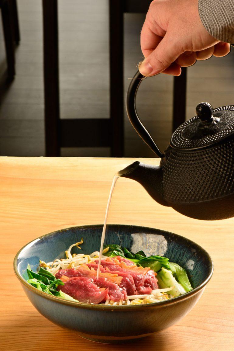 MU dimsum Milano classic rice bowl