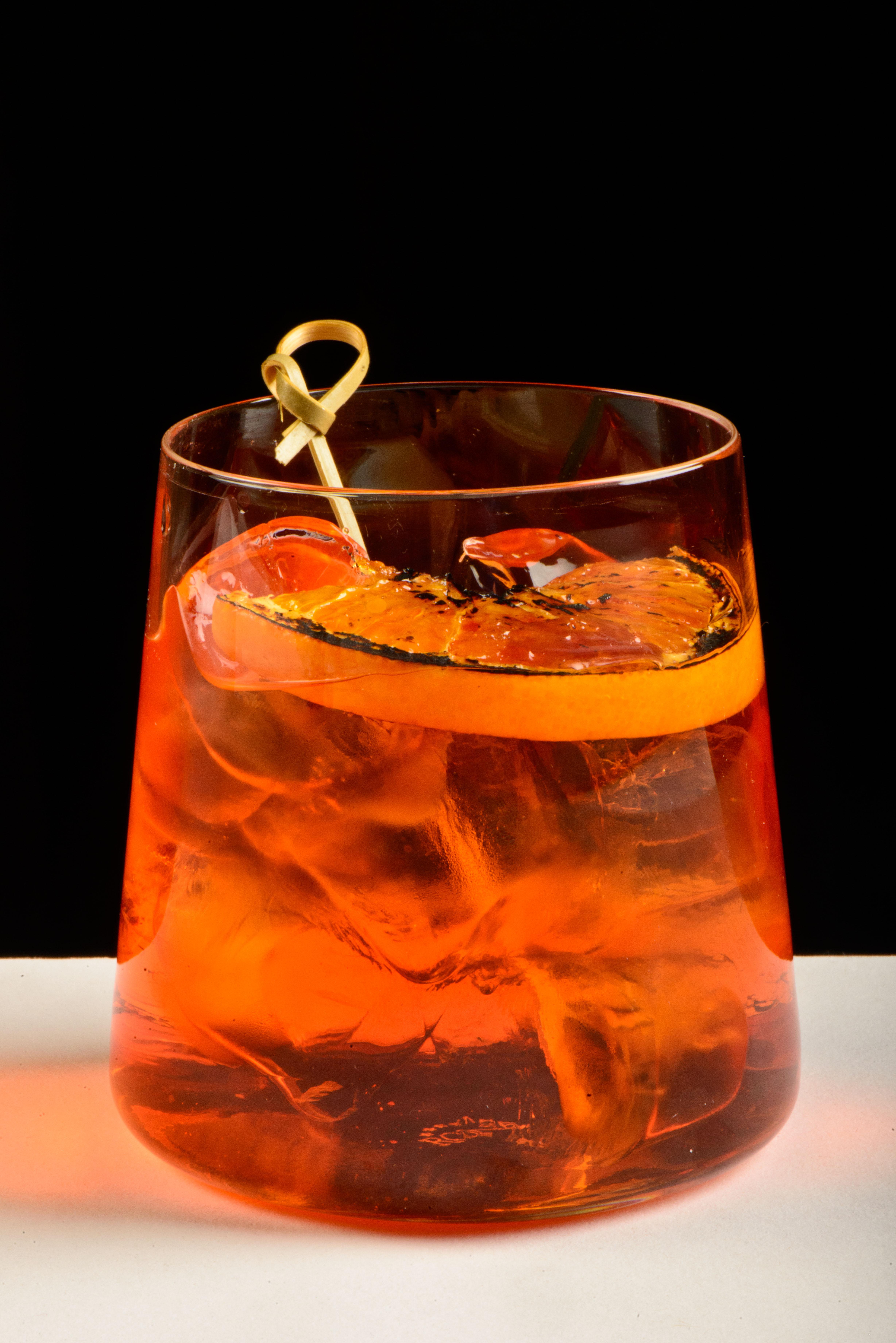 MU dimsum Milano Grill cocktail