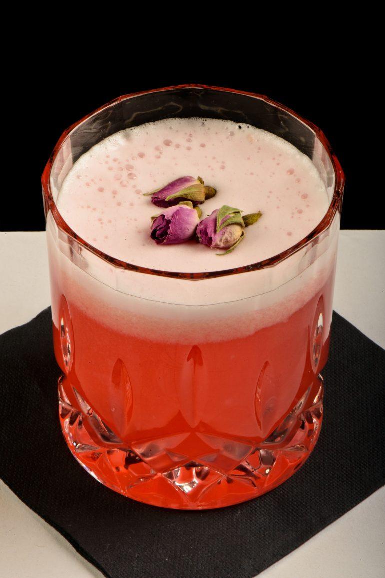 MU dimsum Milano Roselline Club cocktail
