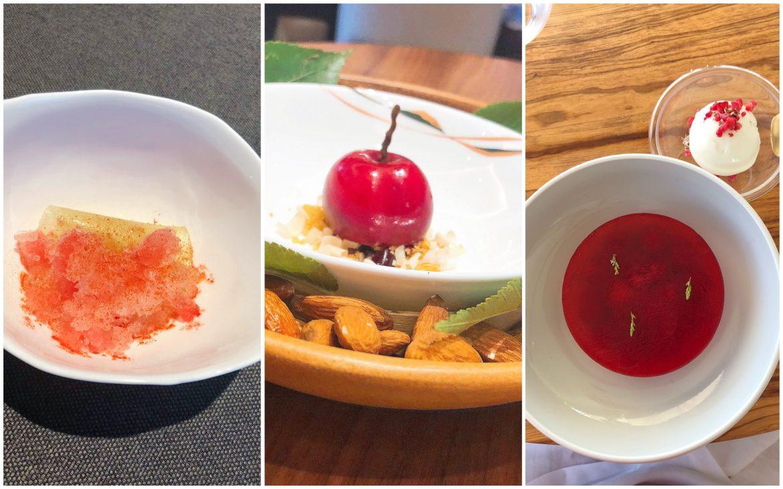 The joy of satisfying pre-desserts