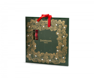 Dammann Frères Christmas teas Advent Calendar