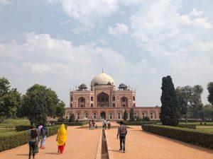 A Day in Delhi Humayun's Tomb