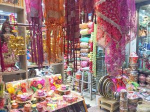 A day in Delhi Wedding Street