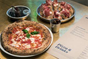 best pizzerias in Milan Dry