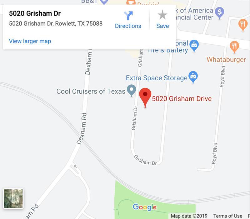 Find 3D Powder Coating on Google Maps