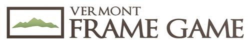 Logo Vermont Frame Game