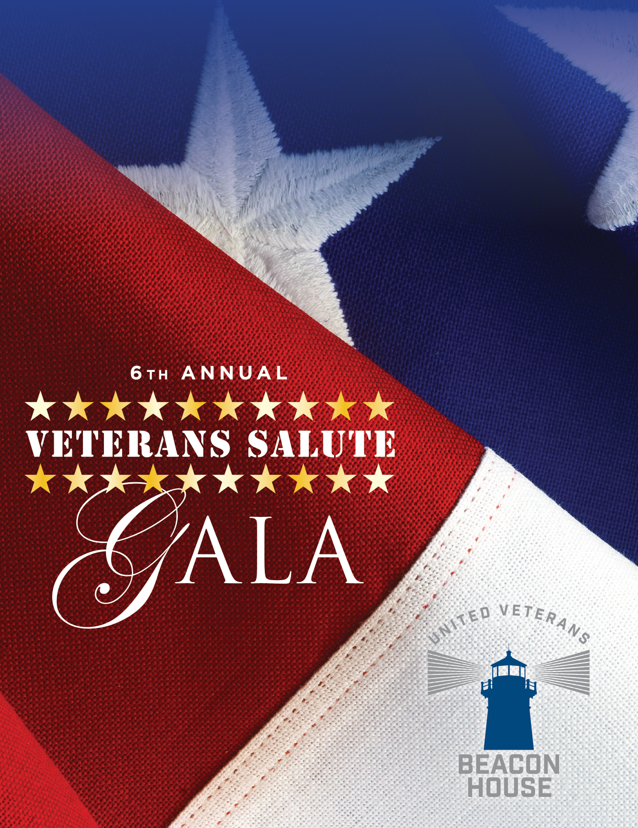 6th Annual Veterans Salute GALA