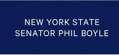 NYS Senator Phil Boyle