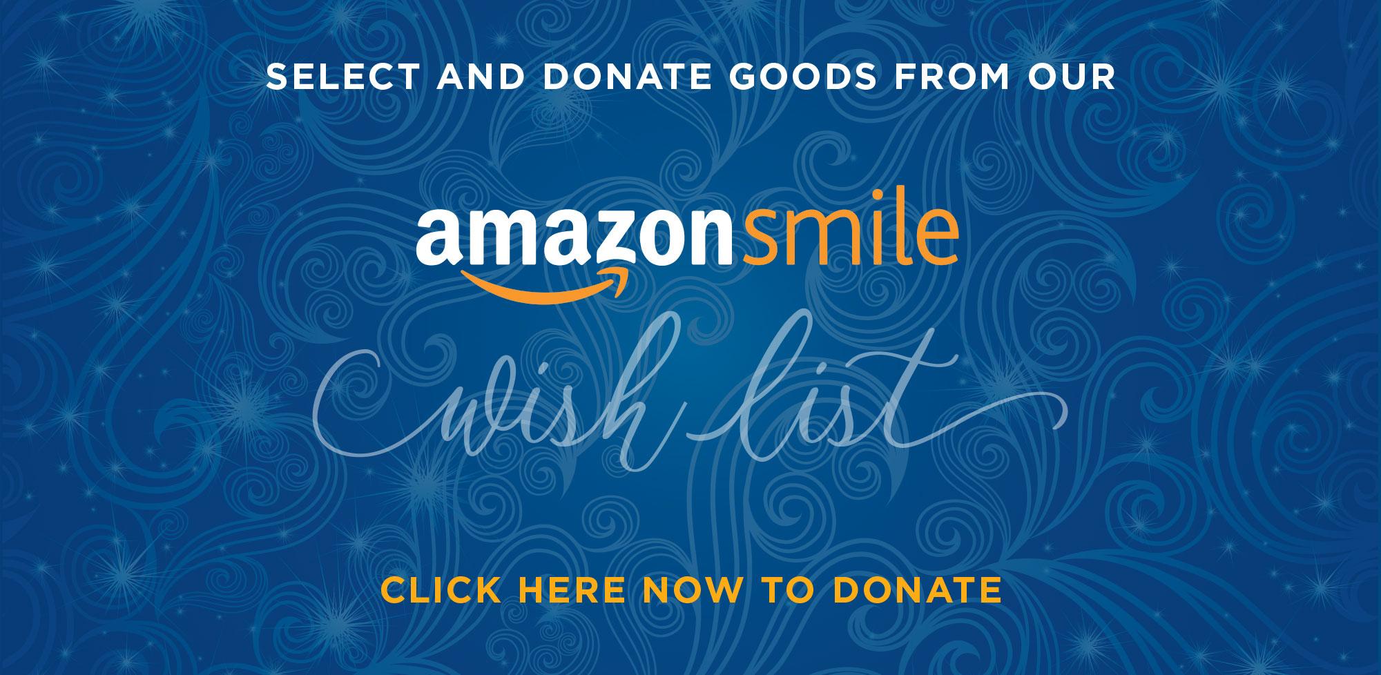 UVBH20 Amazon Smile Wish List