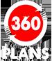 360 Plans Logo