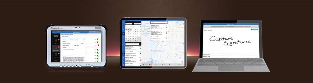 Fire Inspections Software Header