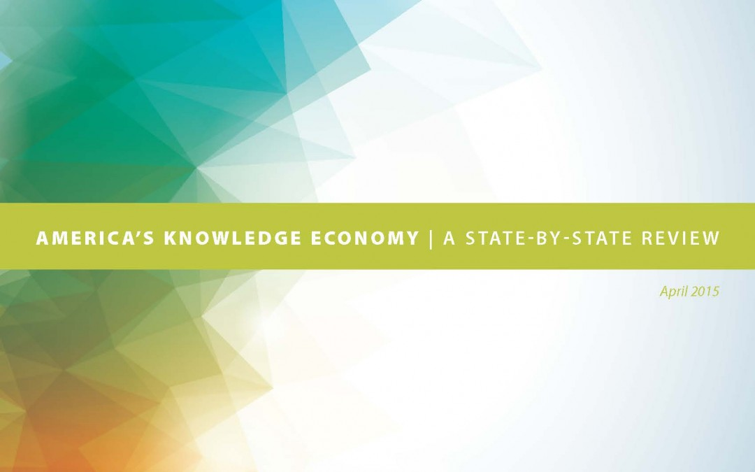 How Alabama lines up in America's Knowledge Economy: A State-by-State Review