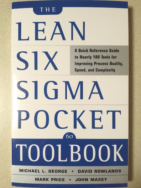Receive a Lean Six Sigma Quick Reference Guide During Early Bird Registration!