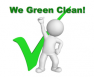Carpet Cleaning & More. We Green Clean.
