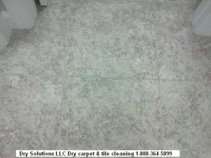 Clean office tile