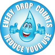 water-conservation-logo: Save Water