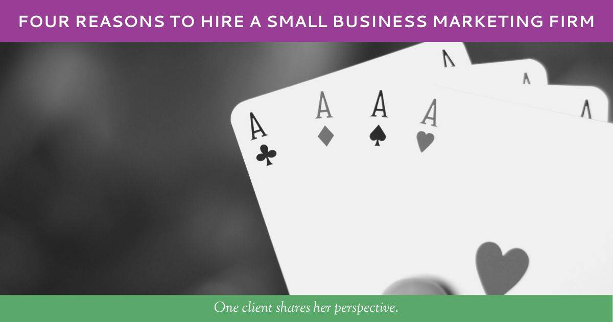 Four Reasons to Hire a Small Business Marketing Firm by Hummingbird Marketing Services