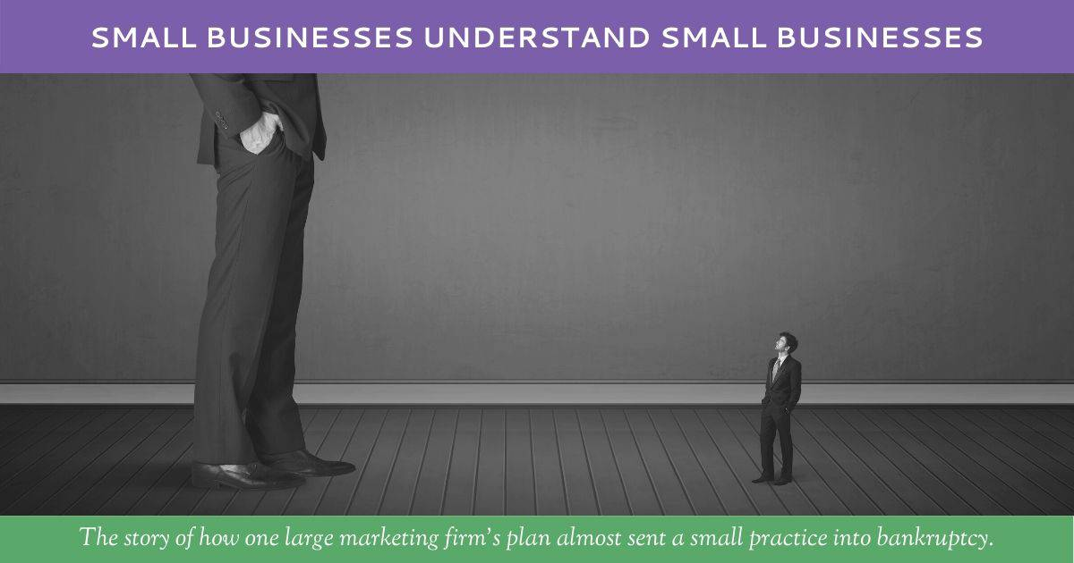 Small Businesses Understand Other Small Businesses by Hummingbird Marketing Services