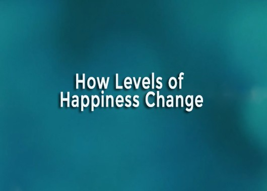 How Levels Of Happiness Change