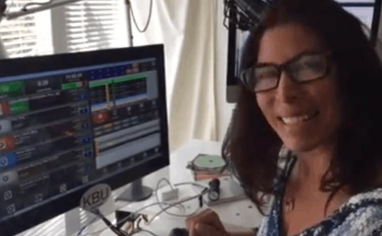 Joy-Riding the Coast on 97.5 KBU with Lisa Cypers Kamen