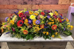 Colorful Casket-Spray, from $250
