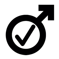 erectile disfunction icon